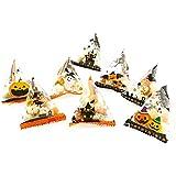 ハロウィン 国産 あられ 200g 約50個 小分け 小袋 テトラ ハロウィーン 菓子