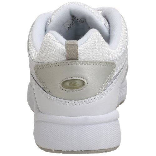Easy Spirit Women's Romy Walking Shoe White-light Grey clearance low cost nwAfOp2KJR