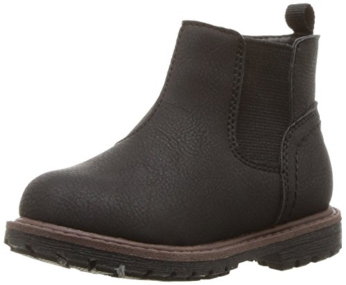 OshKosh B'Gosh Kids' Duran Boy's Zip up Combat Boot