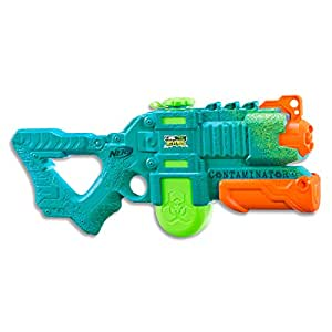 NERF Super Soaker - Revenge Contaminator Zombie Strike Water Blaster - Kids Toys & Outdoor games - Ages 6+