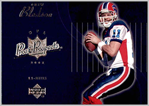 2003 Upper Deck Pros and Prospects #7 Drew Bledsoe BUFFALO BILLS WASHINGTON STATE