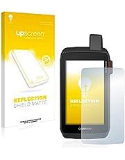 upscreen Antireflecterende Schermbeschermer compatibel met Garmin Montana 700 / 700i / 750i Anti-Glare Screen protector, mat, ontspiegelend, antikras