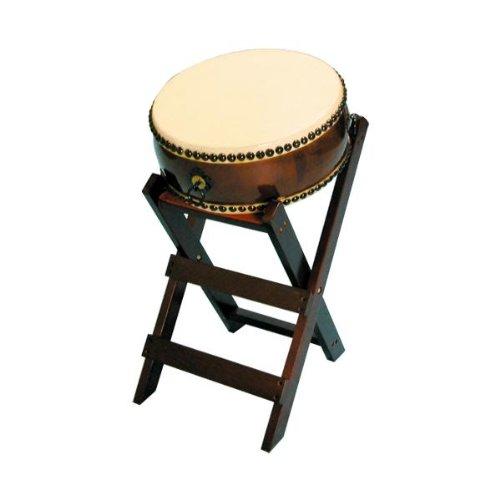 平太鼓1.2尺 子ども用台座セット   B00IP23TFS