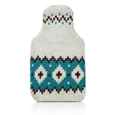 Nordic Mini Hottie - Cute Patterned Hot Water Bottle Hand Warmer - Mini Hottie Hand Warmer