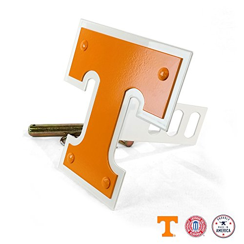 Gameday Ironworks Tennessee Volunteers Receiver Hitch Cover