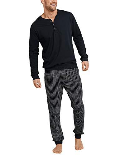 Schiesser Herren Zweiteiliger Schlafanzug