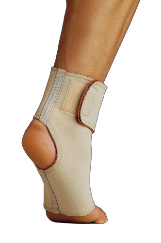 Thermoskin Medicine (Thermoskin Ankle Wrap, Beige, Small)
