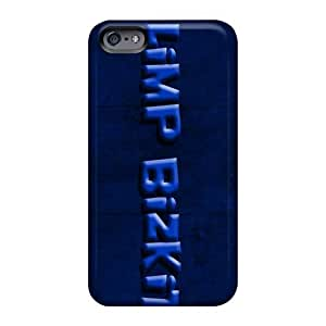 Scratch Resistant Hard Phone Covers For Iphone 6 With Unique Design High Resolution Limp Bizkit Band Series AnnaDubois