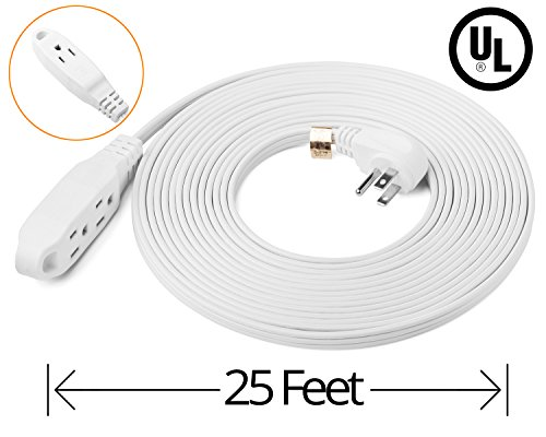 Top 10 best interior extension cord 20 feet for 2020