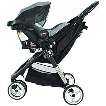 Amazon.com : Baby Jogger Britax Mounting Bracket Car Seat