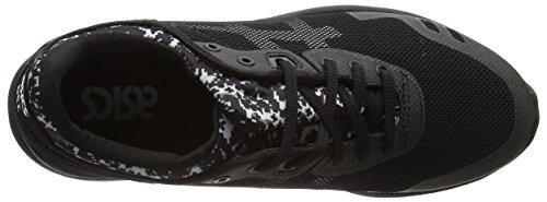 Black Gel Black 9001 top White Evo Asics Lyte Erwachsene Unisex Low 8Wn4a1dwq