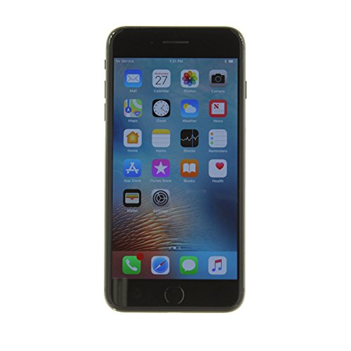 Apple iPhone 8 Plus, GSM Unlocked, 64GB – Space Gray (Renewed)