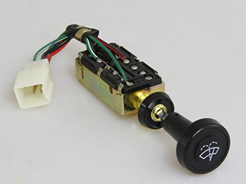 Pulling Windshield Wiper Switch New Fits DATSUN NISSAN 620 UTE PICKUP TRUCK:1972-1979 / NISSAN DATSUN SUNNY B110 B210: 1970-1977