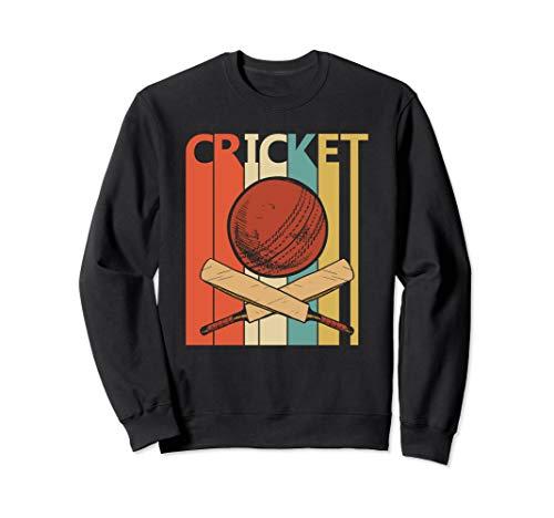 Vintage Cricket Sport shirt - Cricket Player Gift Sweatshirt]()