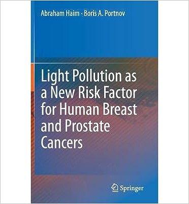 Livres audio gratuits à télécharger sur ordinateur [(Light Pollution as a New Risk Factor for Human Breast and Prostate Cancers)] [ By (author) Abraham Haim, By (author) B. a. Portnov ] [June, 2013] B00QCMGPWC PDF