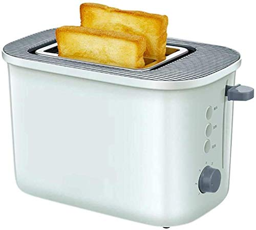 ykw Automatic Breadmaker Household Toaster,2 Slice Toaster The Function of Defrosting and Reheating,Bread Machine