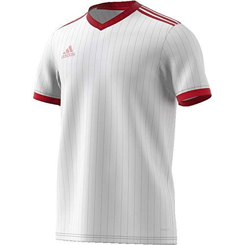 White 18 da Adidas powred Jersey bambino Kids S Maglia Tabela x8qYAwaaR
