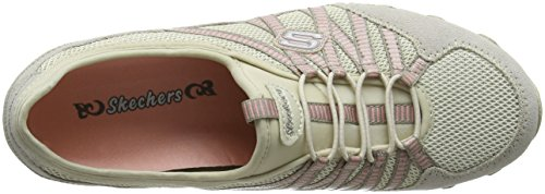 21159 Bikers natural Sneaker Beige ticket taupe nbsp;hot Skechers Donna xtqZRRAw