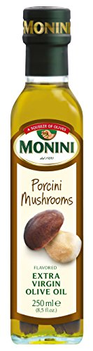 Monini Porcini Mushroom Extra Virgin Olive Oil -8.5 fl Oz