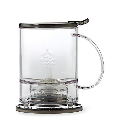 Teavana PerfecTea Tea Maker, 16 Ounce, Black