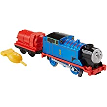 Fisher-Price Thomas & Friends TrackMaster, Real Steam Thomas [Amazon Exclusive]
