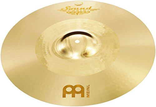 Meinl Cymbals SF14MC Sound Caster Fusion Serie 35,5 cm (14 Zoll) Medium Crash Becken