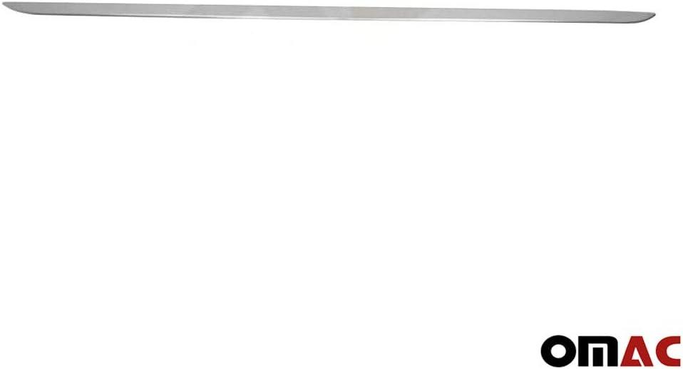 Baguette chrom/ée en inox pour Focus 3 2015-2018 Limo Coffre