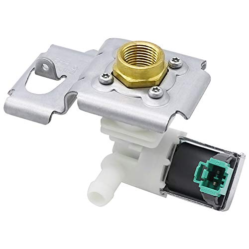 Dishwasher Water Inlet Valve W10158389 Replacement By Primeswift Compatible with Whirlpool Kenmore 8563406,AP4369607
