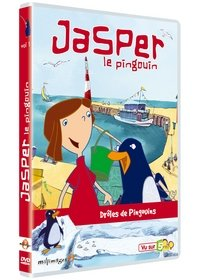 """Afficher """"Jasper le pingouin, vol. 1 : Drôle de pingouins"""""""