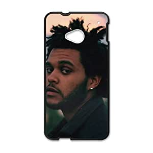 The Weeknd HTC One M7 Cell Phone Case Black Phone cover P557375