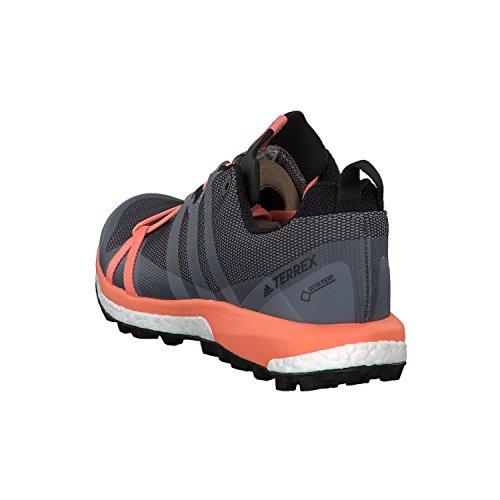 Women's Chacor Ftwwht Terrex Chacor Grethr Running Grey Agravic Trail Grethr Ftwwht adidas GTX Shoes a6wtRvq
