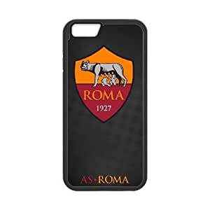 iphone6s 4.7 inch Phone Case Black As Roma Logo ESTY7860205