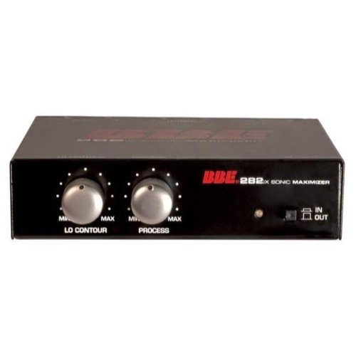 (BBE 282iX Desktop Sonic Maximizer with Balanced 3-Pin XLR Connections )