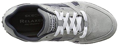 Skechers Floater - Zapatillas para hombre Gris (ltgy)