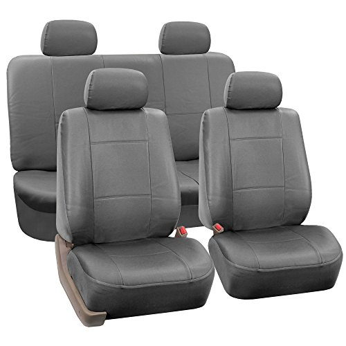 FH Group FH-PU002114 Classic Exquisite Leather Full Set Car