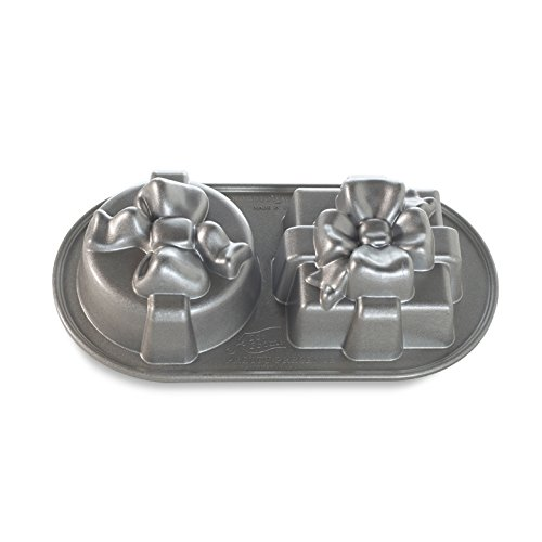 Nordic Ware Platinum Pretty Presents (Pretty Presents)