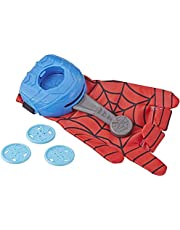 Spider-Man E3367 Web Launcher Role Play Toy