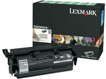 - LEXMARK T65X HIGH YIELD PRINT CARTRIDGE FOR LABEL APPLICATIONS