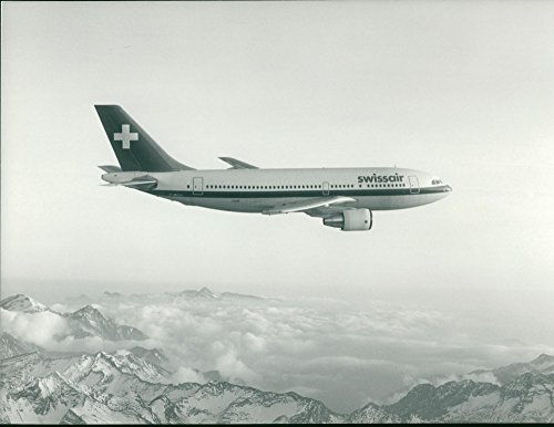 Vintage photo of Aircraft: Swissair