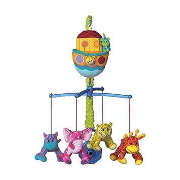Amazon.com: Sunshine Kids Playgro musical mobile – del Arca ...