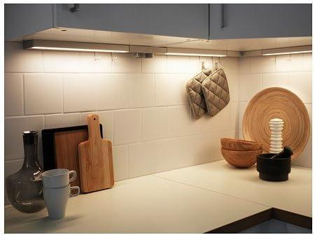 Ikea Utrusta Led Eclairage De Travail Stromvers Dans Blanc 40 Cm Amazon Fr Luminaires Et Eclairage
