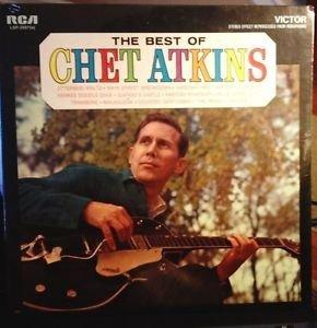 The Best of Chet Atkins [LP Vinyl] (The Best Of Chet Atkins)