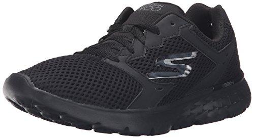 bbk Chaussures Noir Femme Skechers Run de Go 400 Sport 50 z0BFq