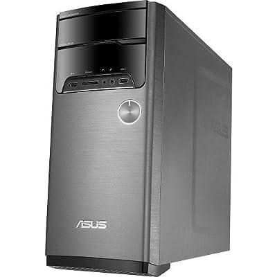 2016 Newest ASUS Premium Desktop- AMD Quad-Core A10-7800 Processor 3.5GHz, 8GB DDR3 Memory, 1TB 7200rpm HDD, DVD±RW, 6-in-1 card reader, 802.11ac, HDMI+VGA Dual Monitor Support, Windows 8.1