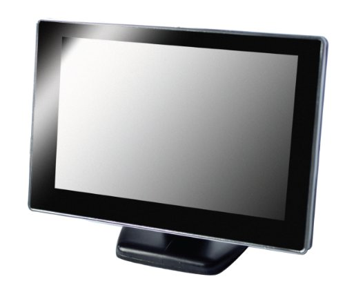 "BOYO VTM5000S - 5"" TFT-LCD Backup Camera Monitor with Window Mount"