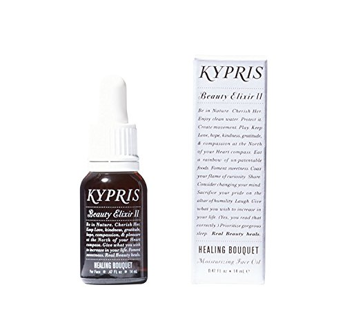 KYPRIS - 100% Natural / Vegan MINI Beauty Elixir II : Healing Bouquet Facial Serum