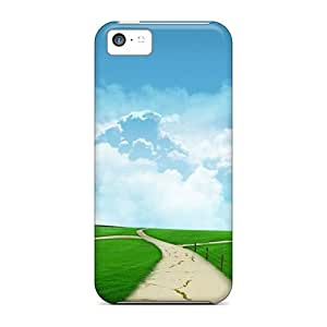 Premium Durable Spring Fashion Tpu Iphone 5c Protective Case Cover