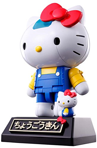 Bandai Tamashii Nations Chogokin Hello Kitty (Blue Ver.)