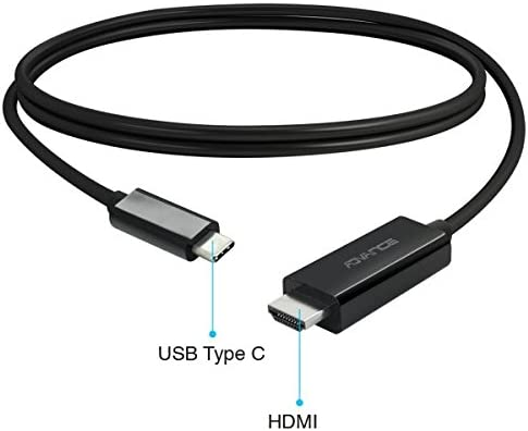 Advance USB Cable Type C to HDMI Male