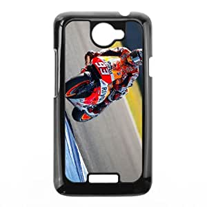 HTC One X Cell Phone Case Black Marc Marquez Phone Case Cover Hard XPDSUNTR15686